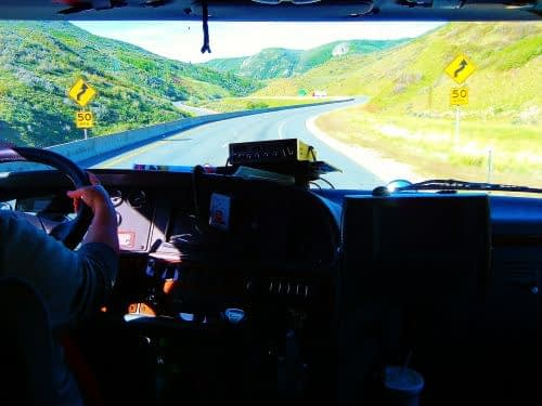 truck dash cams for truck drivers best truck dash cam
