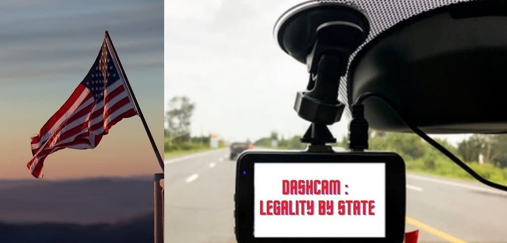 Are dash cams legal in us?