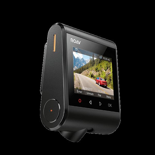 Roav design best dash cam for truck drivers