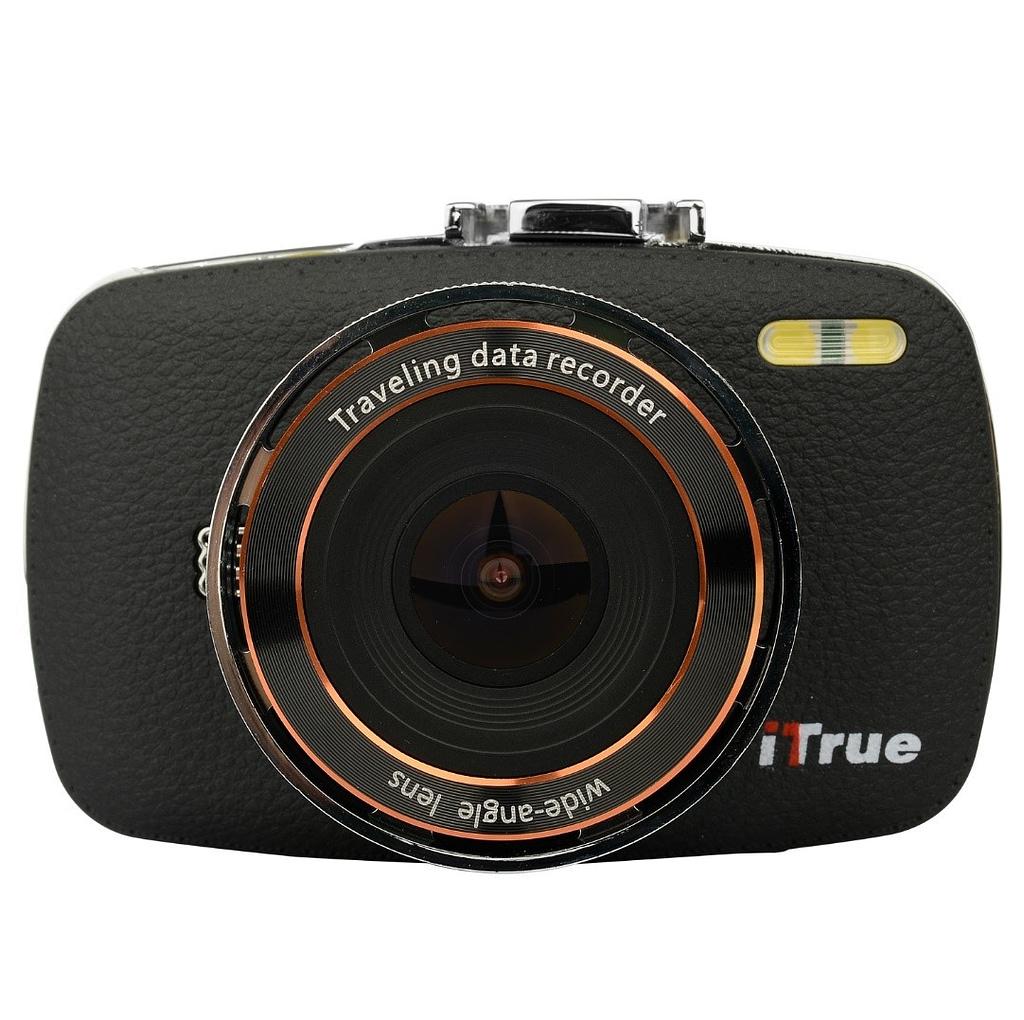ITrue X3 design best truck dash cam