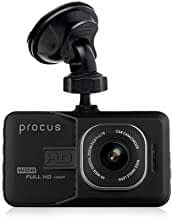 Procus Convoy Car Dash Camera - good dashcams in India