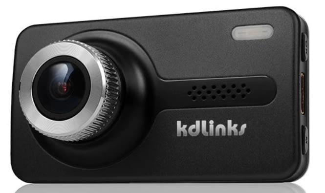 KDLINKS X1 Design best truck dash cam