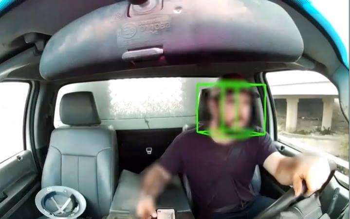 Samsara artificial intelligence best truck dash cam