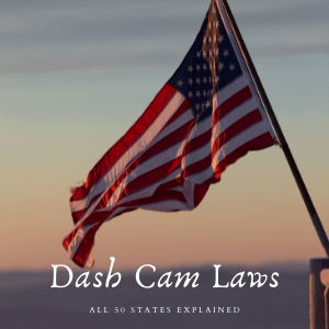 Are Dash Cams Legal? | All 50 States Explained