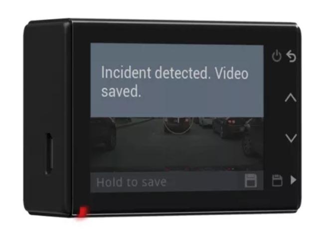 Garmin dash cam 55 g-sensor best truck dash cam