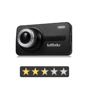 KDLINKS X1 Dash Cam Review