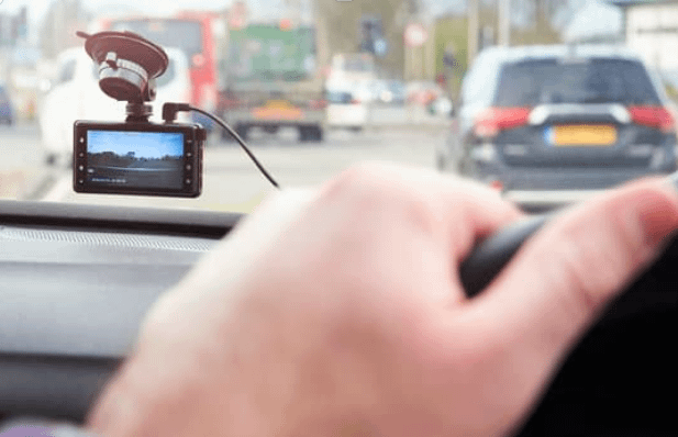 Dash Cam for Uber Drivers